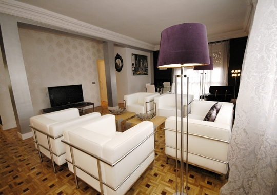 madrid apartment rent